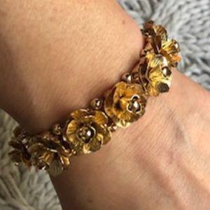 Gold Rose Bracelet *NEW*